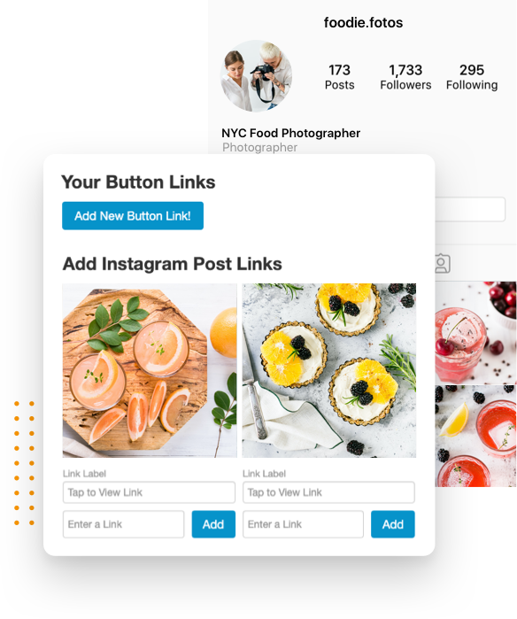 Drive more traffic from Instagram than ever with Smart.Bio
